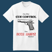 Gun Control Means Using Both Hands